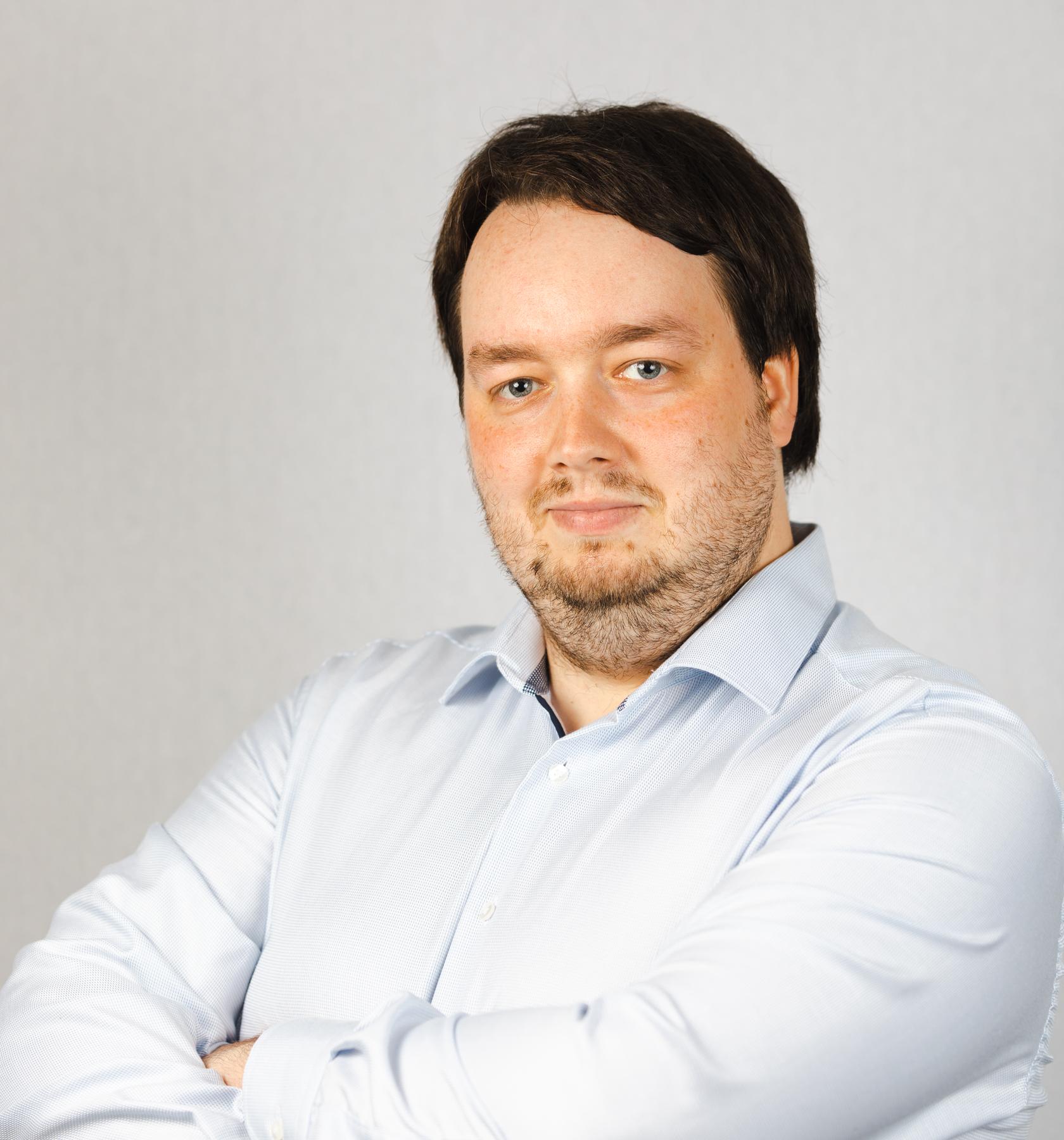 Sebastian Strehl---System Administrator